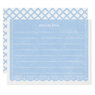 Efectos de escritorio de la bandera del corte del invitación 10,8 x 13,9 cm