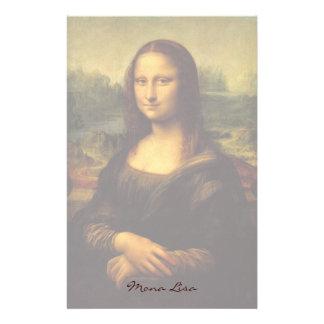 Efectos de escritorio de Mona Lisa Papelería De Diseño