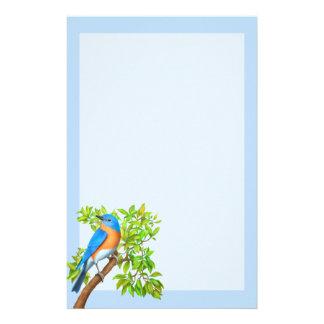 Efectos de escritorio salvajes del pájaro del papelería