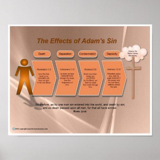 Efectos del pecado de Adán Impresiones