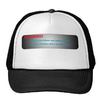 Efectos secundarios gorras