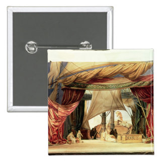Efectúe el modelo para la ópera 'Tristan e Isolde Pin