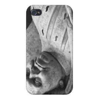 Efigie de Duc Jean de Berry Count de Poitiers iPhone 4/4S Carcasas