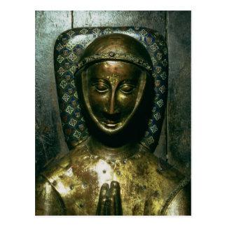 Efigie de Guillermo de Valence Earl del Pembroke Postales