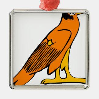 Egipcio Eagle Adorno De Cerámica