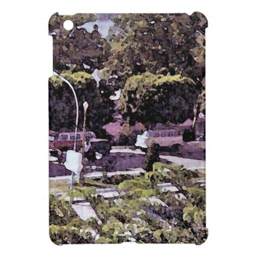 Egipcio Street, 1975 iPad Mini Cobertura