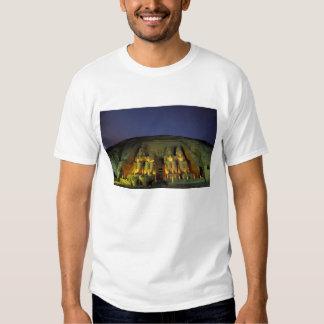 Egipto, Abu Simbel, figuras colosales de Ramesses Camisas