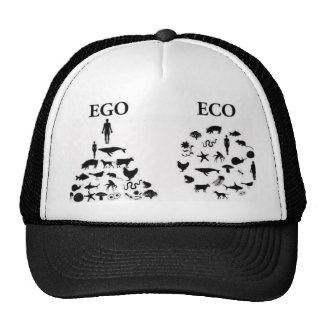 Ego/casquillo de Eco Gorro