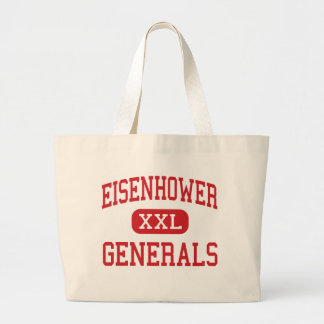 Eisenhower - generales - joven - Salt Lake City Bolsa De Mano