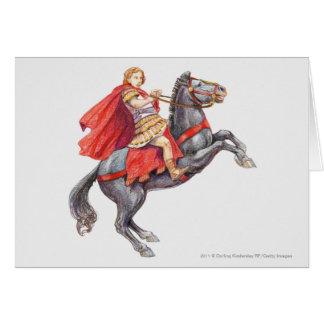 Ejemplo de Alexander el grande Tarjeta De Felicitación