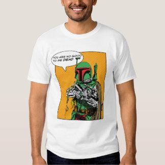 Ejemplo de Boba Fett Camiseta