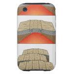 Ejemplo de las placas oceánicas que separan y tough iPhone 3 protector