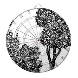 Ejemplo de los árboles diana