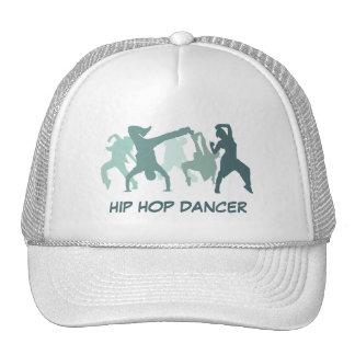 Ejemplo de los bailarines de Hip Hop Gorros Bordados