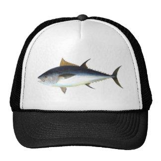 Ejemplo del atún de Bluefin Gorras