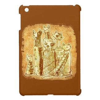 ejemplo del estilo del cartón de las momias del