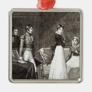 """ejemplo del """"La Famille Elliot Ornamento De Navidad"""