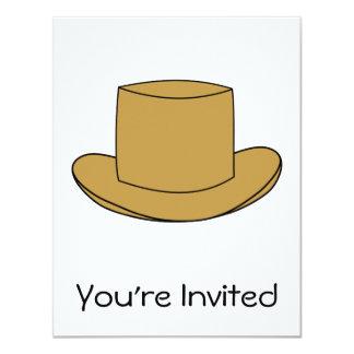 Ejemplo del sombrero de copa. Brown Comunicado Personal