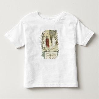 "Ejemplo para ""la flauta mágica"" de Mozart, 1845 Camiseta De Bebé"