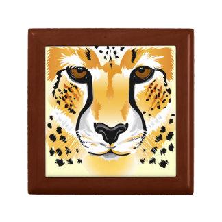 ejemplo principal del primer del guepardo joyeros