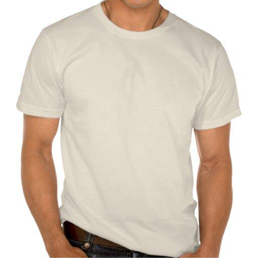Ejemplo quebradizo de la sandía de la camisa de la