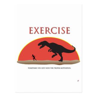 Ejercicio - motivación apropiada postales