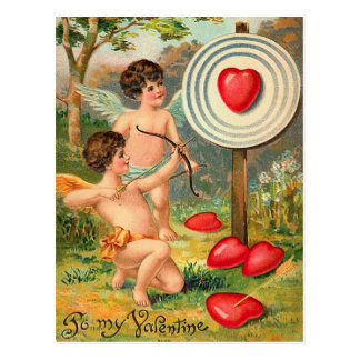 Ejercicios de tiro del Cupid Postal