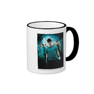 Ejército 4 de Harry Potter Dumbledore Taza De Café