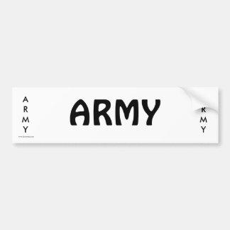 Ejército BS /1 Pegatina Para Coche
