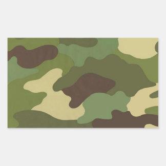 Ejército Camo Rectangular Altavoz