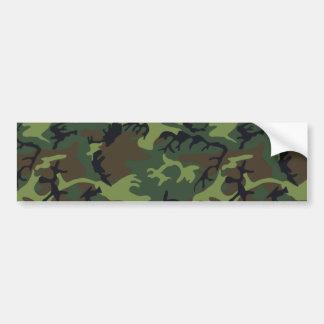Ejército Camo Pegatina Para Coche