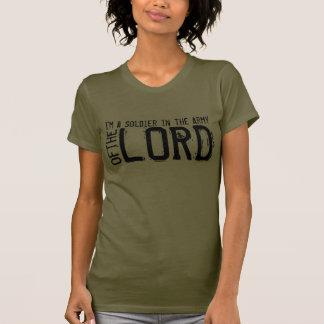 Ejército de la camiseta de señor Christian