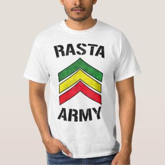 Ejército de Rasta Camiseta