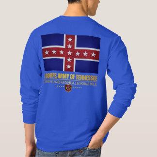 Ejército de Tennessee (Polk) Camiseta