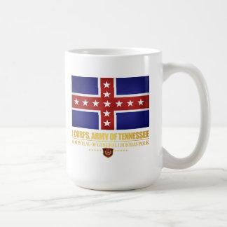 Ejército de Tennessee (Polk) Taza De Café