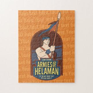 Ejércitos de Helaman. rompecabezas adaptable