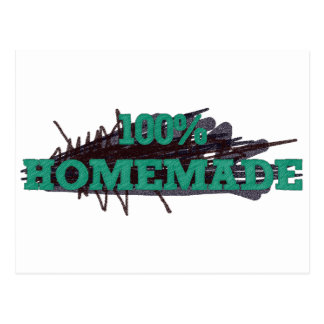 El 100% hecho en casa postal