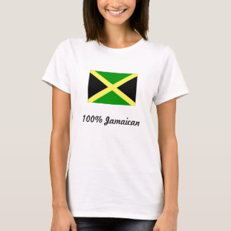 El 100% jamaicano camiseta