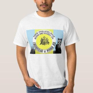 el 100 por ciento de Philadelphia llevada y Camiseta