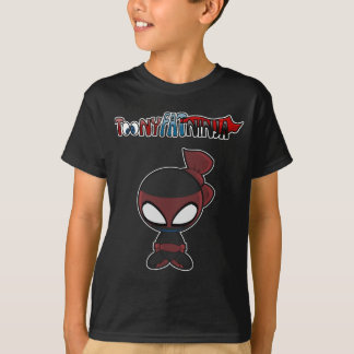 El 1r engranaje de ToonyfatNinja Camiseta