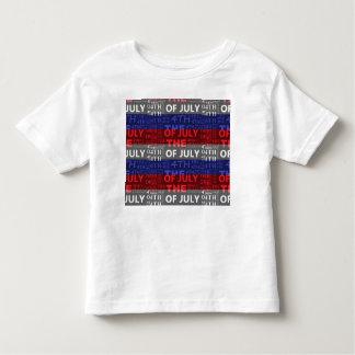 El 4to de la camiseta de JULIO