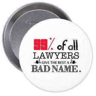 el 99% de todos los abogados pin