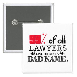 el 99% de todos los abogados pins
