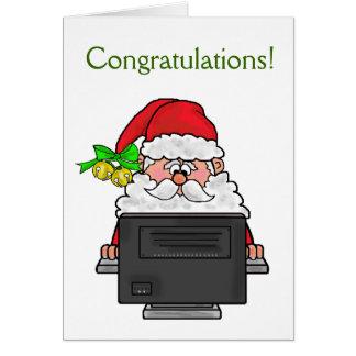 El 99% quién han sido buena tarjeta de Navidad