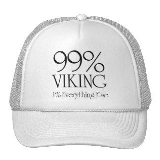 El 99% Viking Gorras