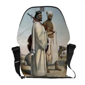 El Ababda, nómadas del desierto del este de Thebai Bolsas De Mensajería