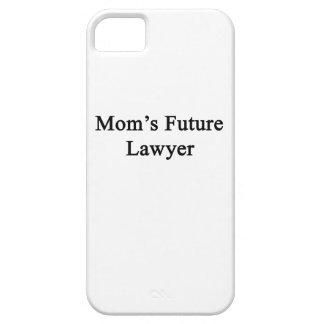 El abogado futuro de la mamá iPhone 5 Case-Mate cárcasas