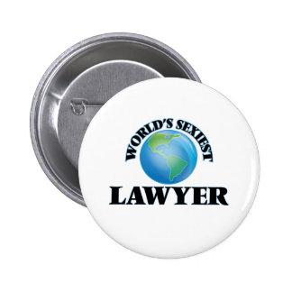 El abogado más atractivo del mundo pins