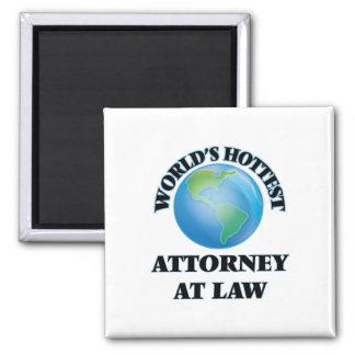 El abogado más caliente en la ley del mundo imán de frigorífico