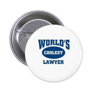 El abogado más fresco pin